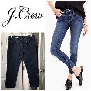 J. Crew Toothpick Stretch Skinny Jeans Size 29P